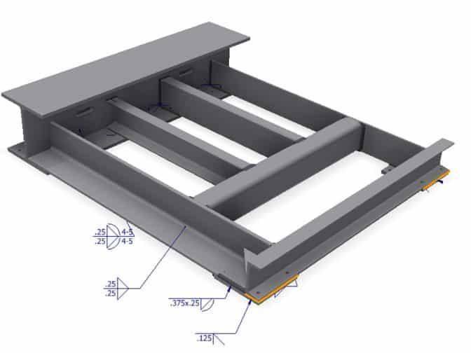 model w programie inventor podstawowy
